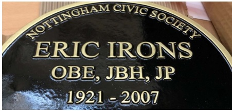Nottingham to celebrate Britain's first black magistrate with plaque unveiling