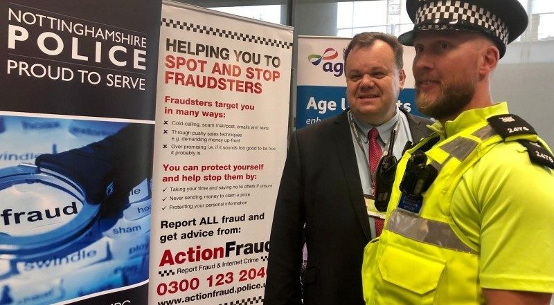Safer Campaign launch