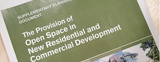 Open space requirements for new developments in Nottingham set for green light