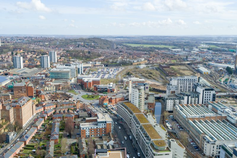 How Nottingham is building homes to meet the needs of a diverse and growing city