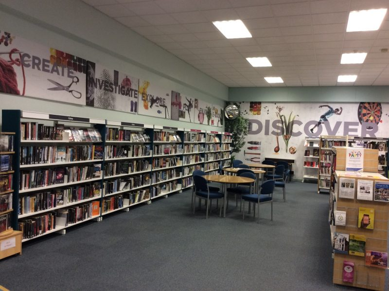 New Online Library with Nottingham City Libraries unveiled