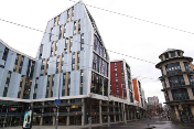 Student accommodation developers to contribute towards more affordable housing in Nottingham, under council proposals