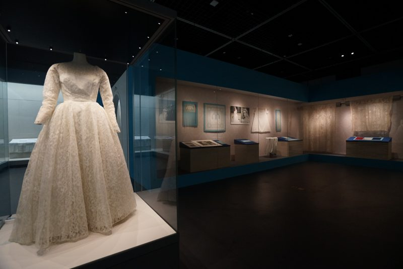 Lost in Lace: An exhibition of historic Nottingham Lace finally lands in China for exclusive museum tour.