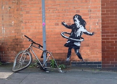 Council responds after artwork confirmed as a Banksy