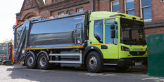 World's first OEM electric refuse collection vehicles come to Nottingham