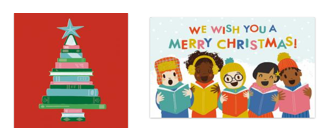 Raise money for Nottingham's Imagination library and purchase specially designed Christmas cards by the very talented & creative Sophy Henn,