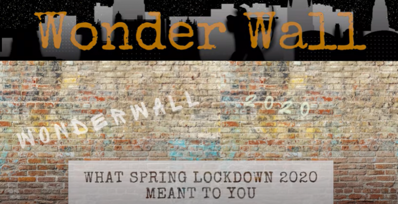 'Our Wonder Wall' Spring Lockdown Competition