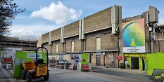£12 million of funding kick starts the reimagining of the Broadmarsh Centre