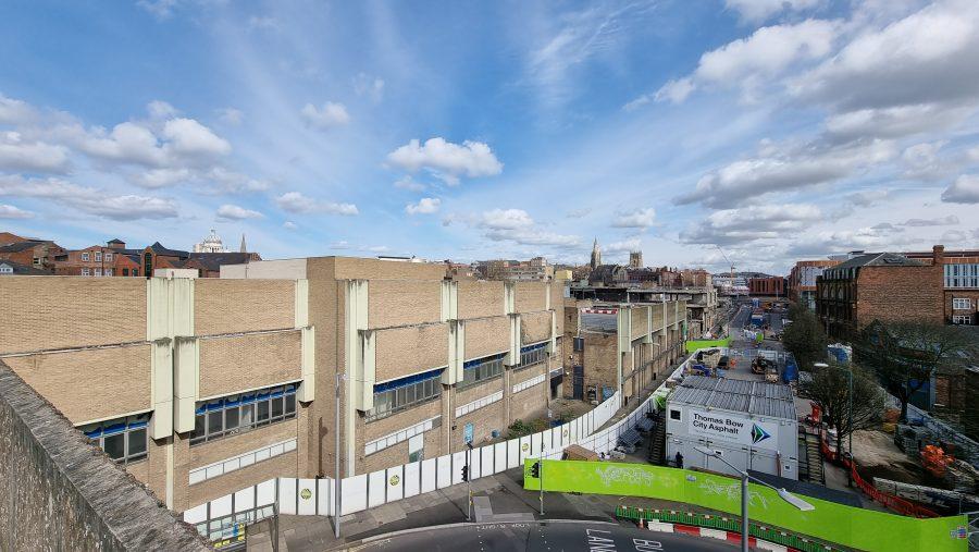 Big ideas for the Broadmarsh Centre site following Big Conversation