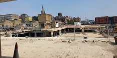 Demolition of part of the former Broadmarsh Shopping Centre to begin in June