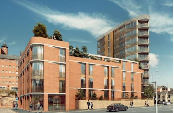 Developers of student accommodation set to contribute towards affordable housing in Nottingham