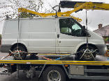Week of action nets 56 untaxed vehicles in Nottingham