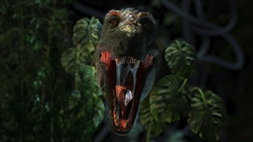 World exclusive T. rex exhibition releases its first school programme