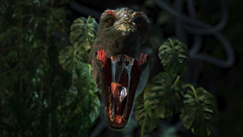 T. rex exhibition announces exclusive premiere event
