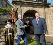 """Council hands over operation of its """"shining jewel"""" as Nottingham Castle prepares to reopen"""