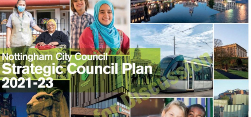 City Council sets out refreshed vision