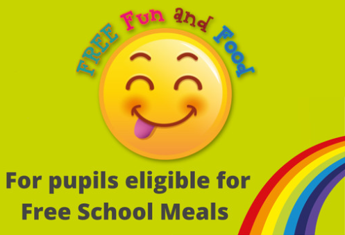 Free School Meals vouchers and Holiday Clubs this Summer!