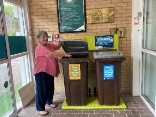 Nottingham City Council launches new recycling points for small electrical items and Tetrapak cartons