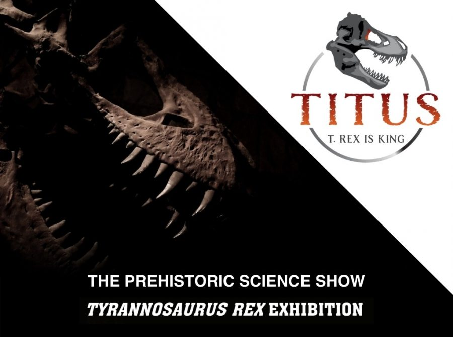 Announcing the First Exclusive T. rex Prehistoric Secret Science Show in Nottingham